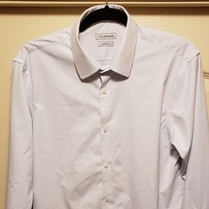 Mens Haggar Dress Shirt